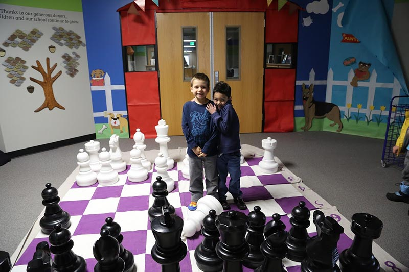 Group Chess Lessons | PALS Chess Academy